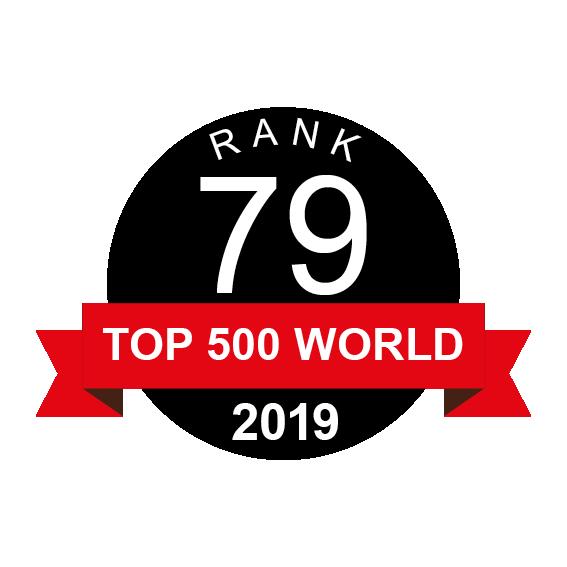 Instituto da Criança (IC) is ranked 79 in TOP 500 World by NGO Advisor