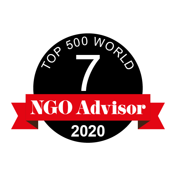 JA Worldwide is ranked 7 in TOP 500 World by NGO Advisor