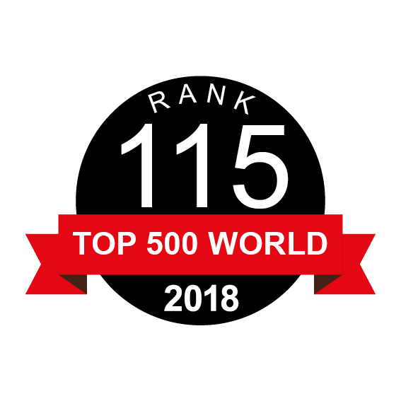Rede Cidadã is ranked 115 in TOP 500 World by NGO Advisor
