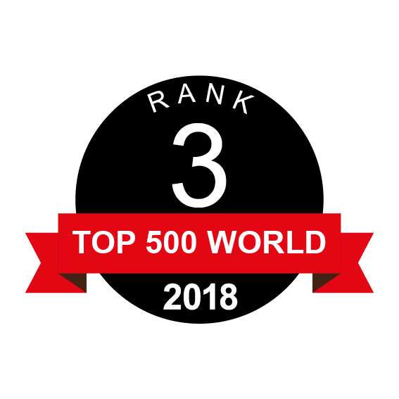 DANISH REFUGEE COUNCIL is ranked 3 in TOP 500 World by NGO Advisor