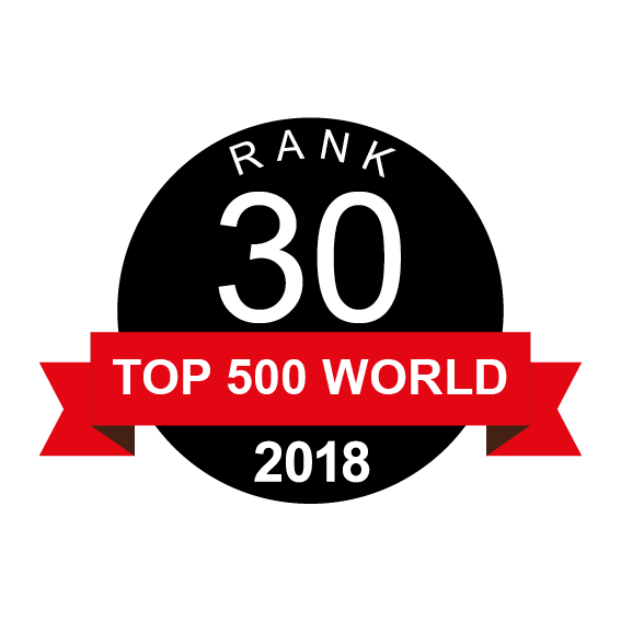 GENERATIONS FOR PEACE is ranked 30 in TOP 500 World by NGO Advisor