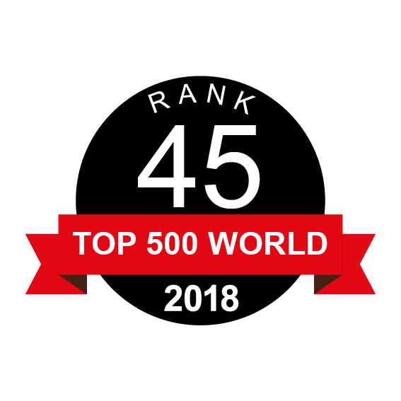 MOVEMBER FOUNDATION is ranked 45 in TOP 500 World by NGO Advisor