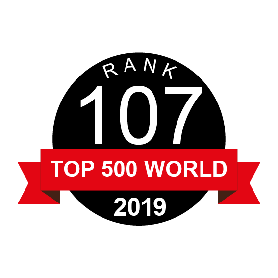 Rede Cidadã is ranked 107 in TOP 500 World by NGO Advisor