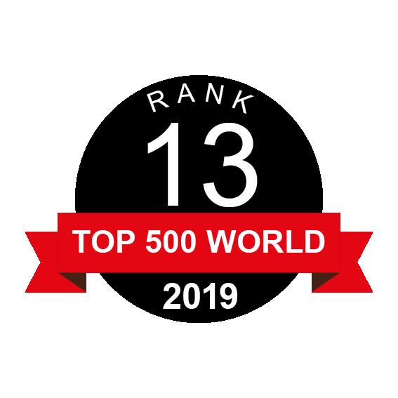 ASHOKA is ranked 13 in TOP 500 World by NGO Advisor