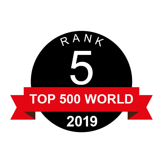 MERCY CORPS is ranked 5 in TOP 500 World by NGO Advisor