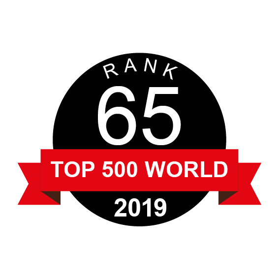 CHILD'S DREAM is ranked 65 in TOP 500 World by NGO Advisor