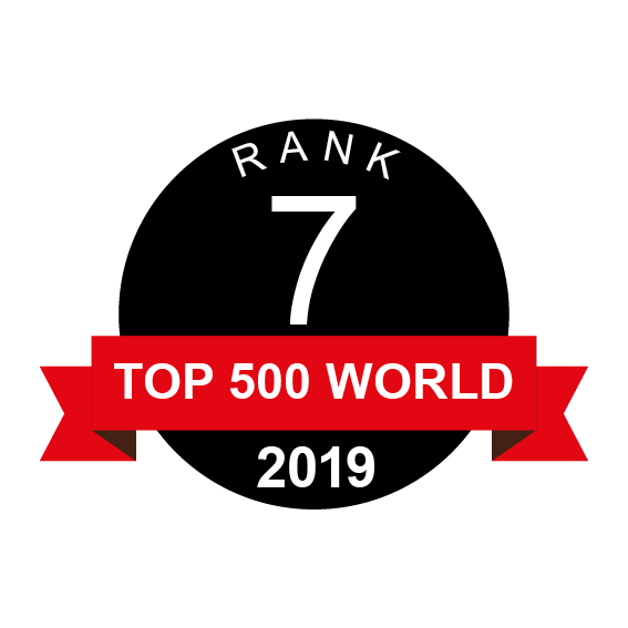 JA Worldwide is ranked 7 in TOP 500 World by NGO Advisor