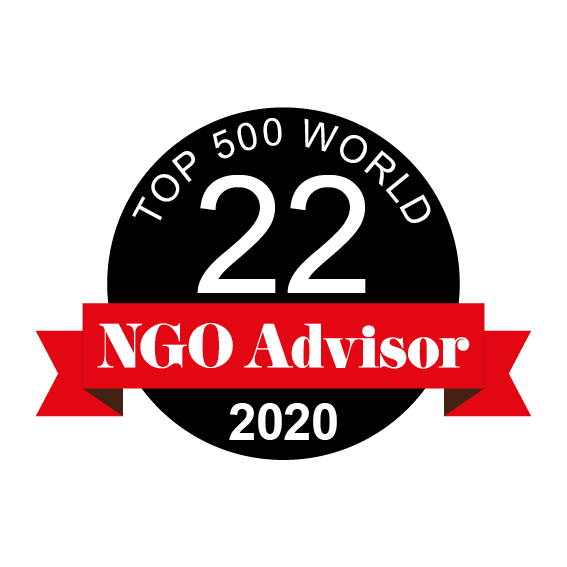 iDE is ranked 22 in TOP 500 World by NGO Advisor
