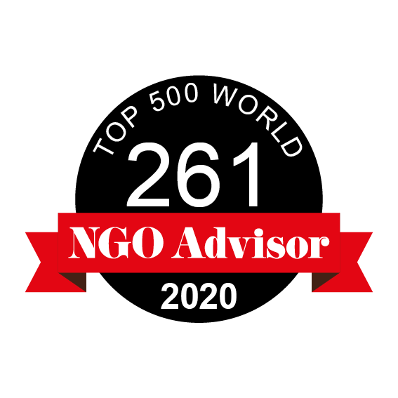 SUSILA DHARMA INTERNATIONAL ASSOCIATION is ranked 261 in TOP 500 World by NGO Advisor