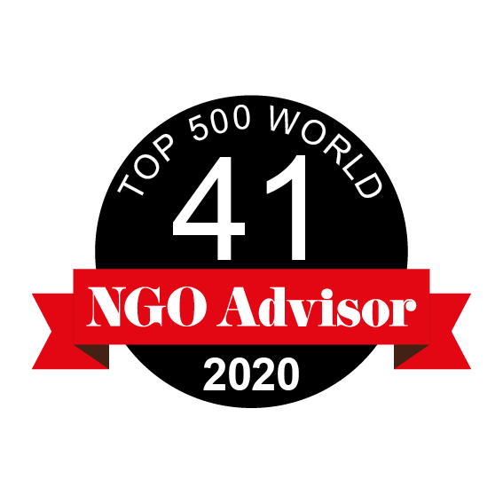 ACTED is ranked 41 in TOP 500 World by NGO Advisor