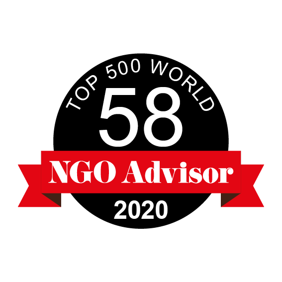 CIEDS is ranked 58 in TOP 500 World by NGO Advisor