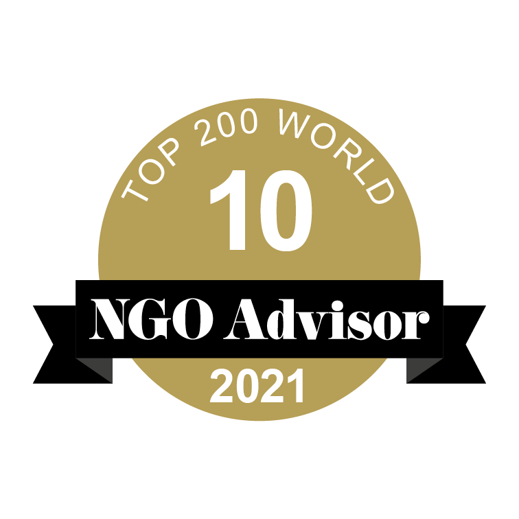 LANDESA is ranked 10 in TOP 200 World by NGO Advisor