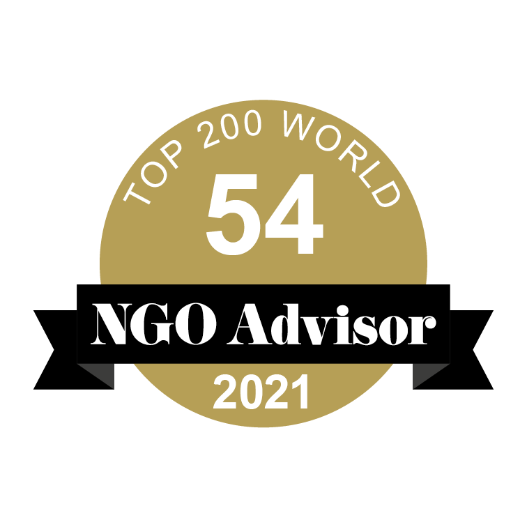 CIEDS is ranked 54 in TOP 200 World by NGO Advisor