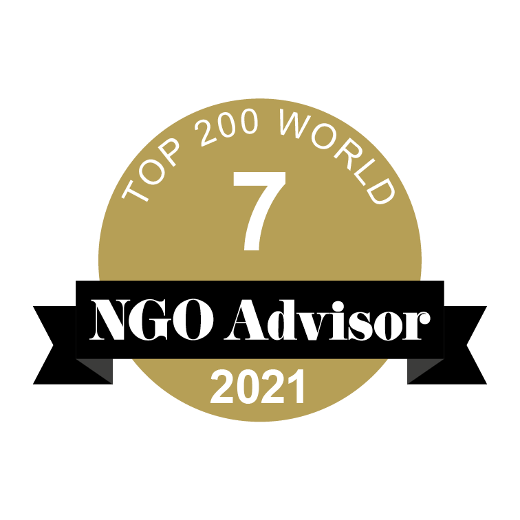 JA Worldwide is ranked 7 in TOP 200 World by NGO Advisor