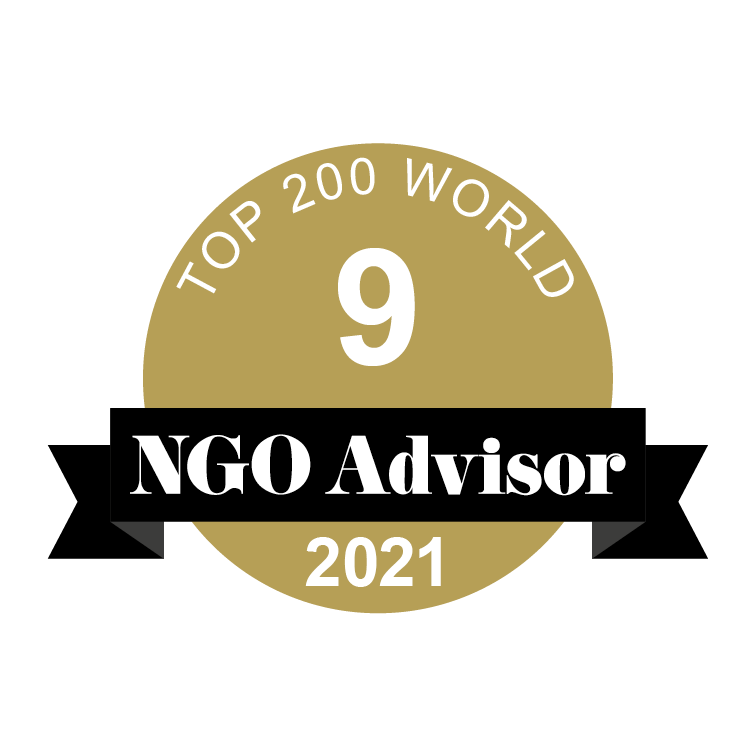CURE VIOLENCE GLOBAL is ranked 9 in TOP 200 World by NGO Advisor