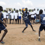 GFP 3x3 basketball tournament in South Sudan