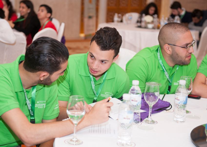 INJAZ Al-Arab • NGO Advisor