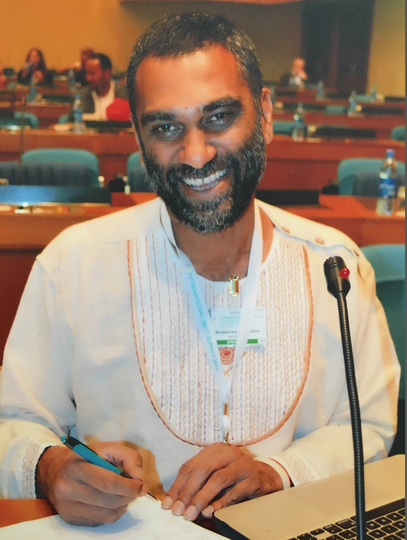 """An Africa with greater unity and voice"": An interview with Kumi Naidoo"