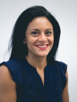 IRIN Director Heba Aly